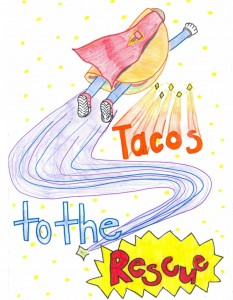 2014Jan25 Tacos to the Rescue