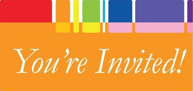 Town Hall Invitation was luxury invitations design